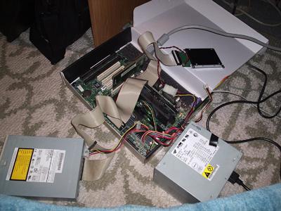 Moty сервер в начале