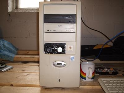 2 Отдельных вентилятора специально для хардов