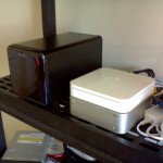 Drobo and Mac Mini